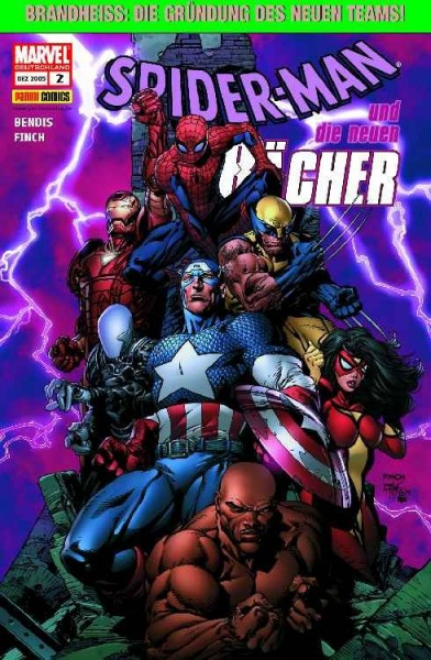 Spider-Man & Die neuen Rächer 2