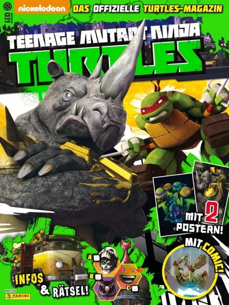 Teenage Mutant Ninja Turtles - Magazin 31