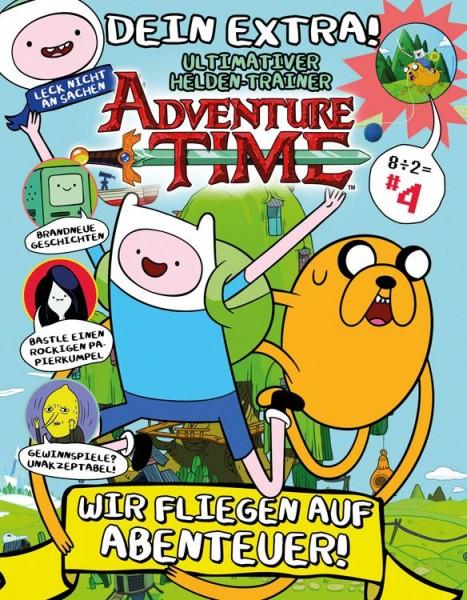 Adventure Time - Magazin 4