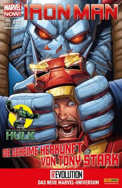 Iron Man/Hulk 12