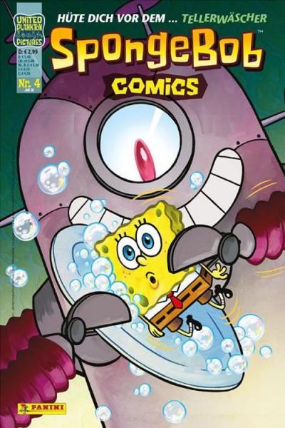 Spongebob Comics 4