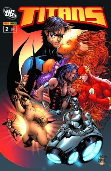 Titans 2: Die Söhne des Trigon