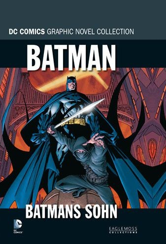 Eaglemoss DC-Collection 8 - Batman - Batmans Sohn