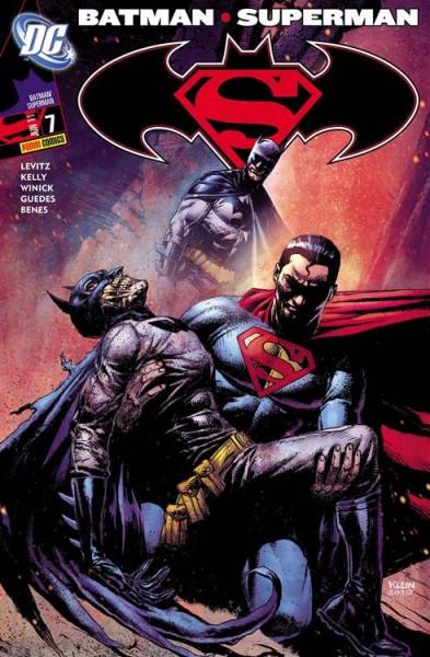 Batman/Superman Sonderband 7: Begegnungen