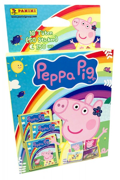 Peppa Pig - Alles, was ich mag - Blister