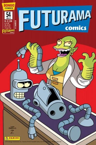 Futurama Comics 54