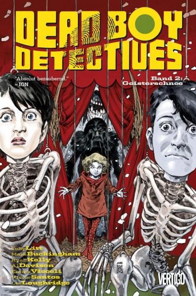 Dead Boy Detectives 2: Geisterschnee