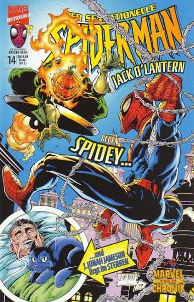 Der sensationelle Spider-Man 14