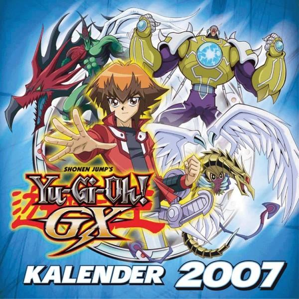 Yu-Gi-Oh! Gx - Kalender (2007)