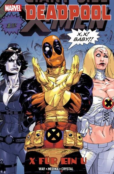 Deadpool - X für ein U