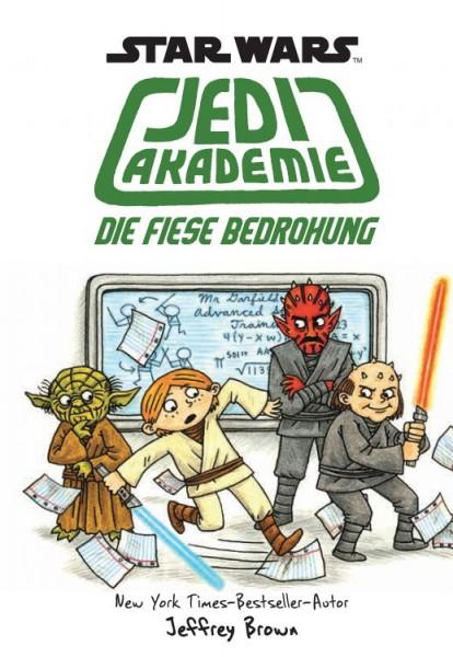 Star Wars: Jedi Akademie 3 - Die fiese Bedrohung
