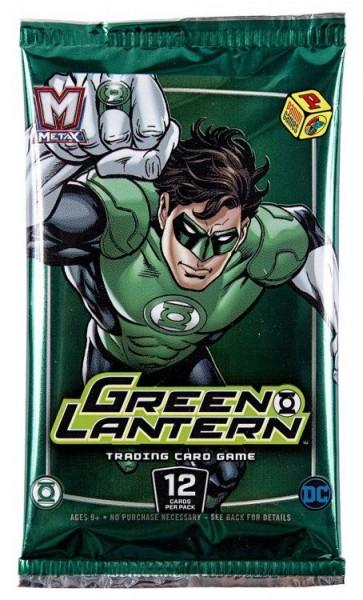 Green Lantern Metax Trading Card Game - 1 Booster