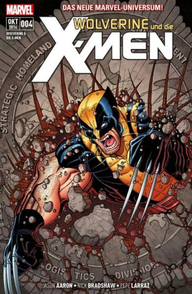 Wolverine und die X-Men Sonderband 4