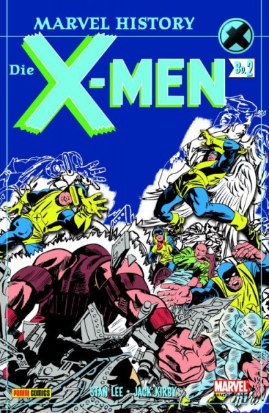 Marvel History: X-Men 2