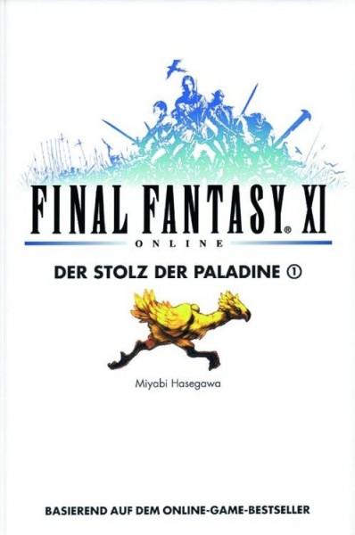 Final Fantasy Xi 8: Der Stolz der Paladine I