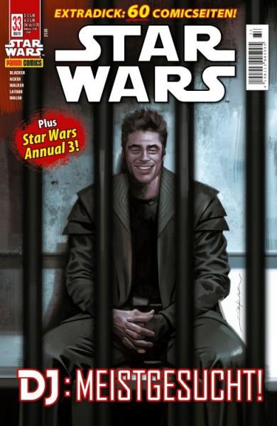 Star Wars 33: Die letzten Jedi - Dj (Kiosk-Ausgabe)
