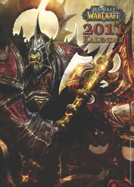 World of Warcraft - Artkalender (2011)