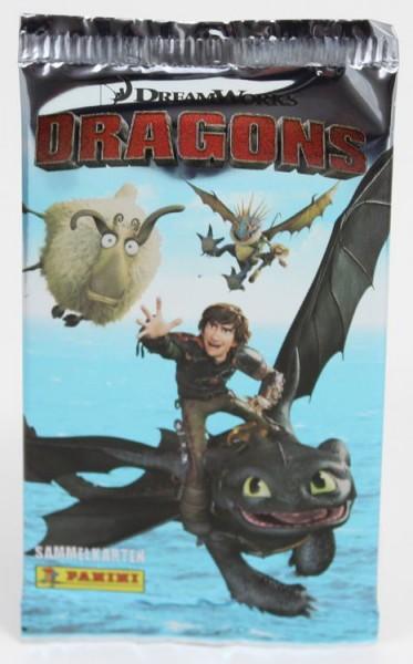 Dragons - Sammelkarten - 1 Tüte