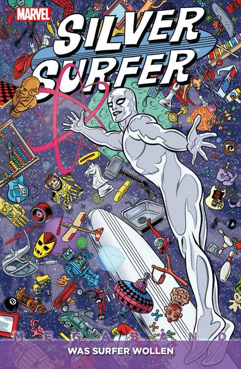 Silver Surfer Megaband - Was Surfer wollen
