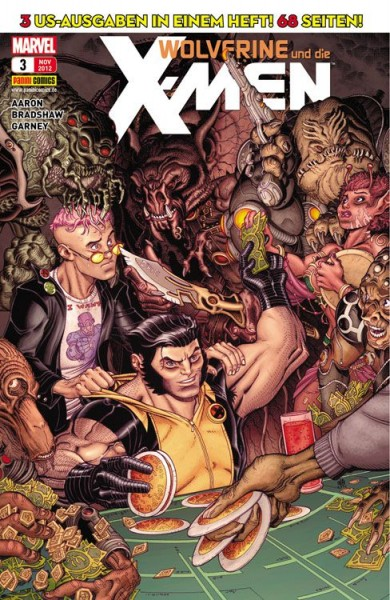 Wolverine & die X-Men 3