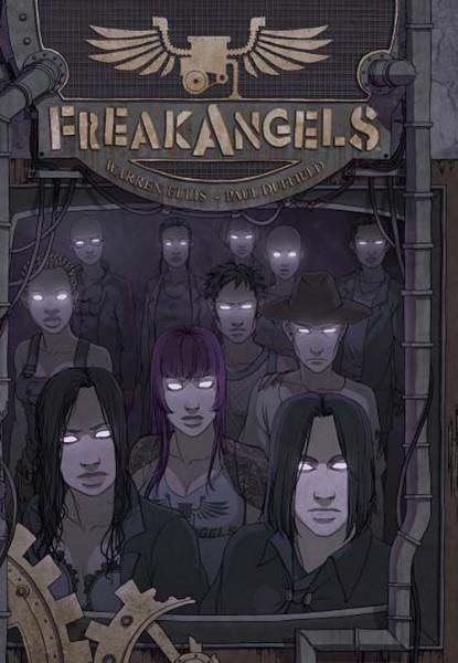 Freakangels 2