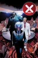 X-Men 4 Cover