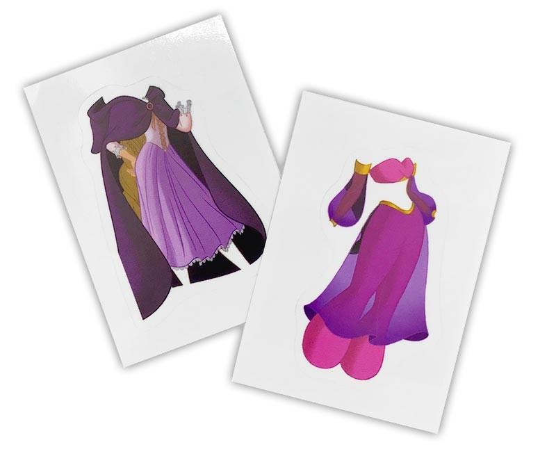 Disney Prinzessin - Das Herz einer Prinzessin Folder Sticker
