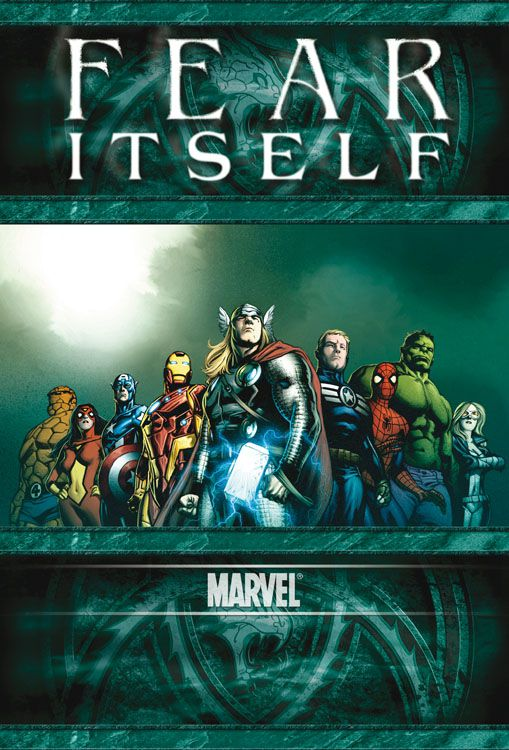 Fear Itself 1 Variant