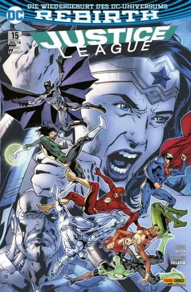 Justice League 15 (2017)