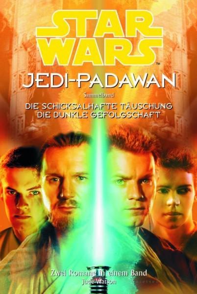 Star Wars: Jedi-Padawan Sammelband 7