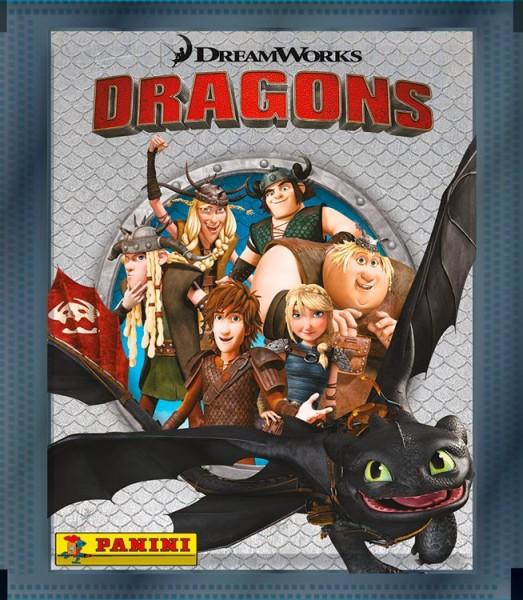 Dragons - Stickerkollektion - Tüte