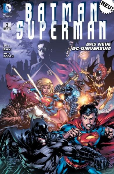 Batman/Superman 2