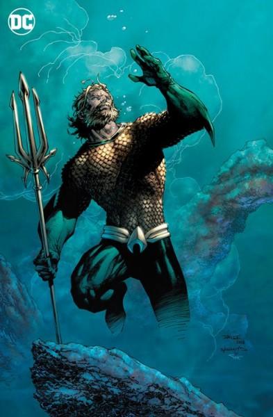 Justice League 5: Sintflut der Götter - Die Vorgeschichte Variant