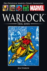 Hachette Marvel Collection 84: Warlock, Teil I