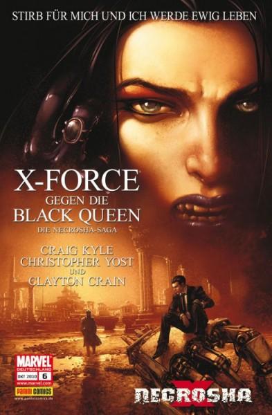 X-Men Sonderband: X-Force 6 - Necrosha 1 Variant