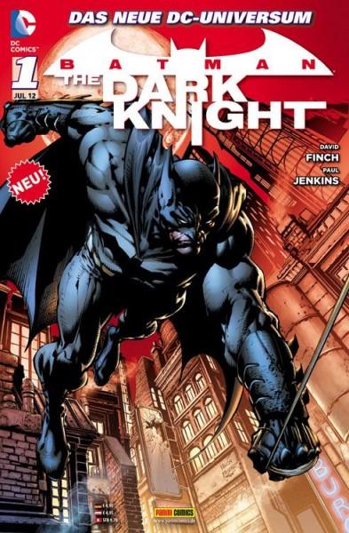 Batman: The Dark Knight 1 Variant