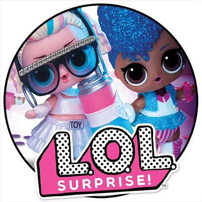 L.O.L. Surprise! Fashion Fun Stickerkollektion