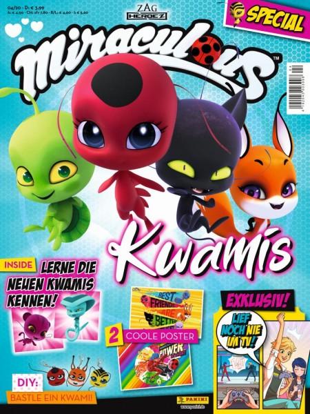 Miraculous Spezial 04/20 Cover