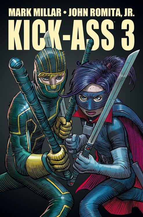 Kick-Ass 3 - Gesamtausgabe