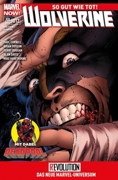 Wolverine/Deadpool 12