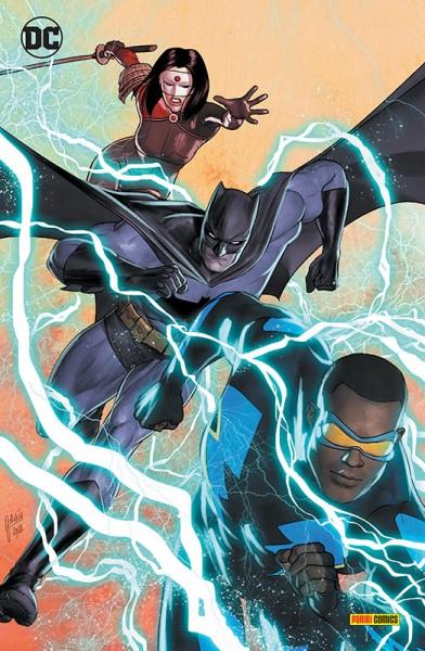 Batman und die Outsiders 1 - Variant-Cover