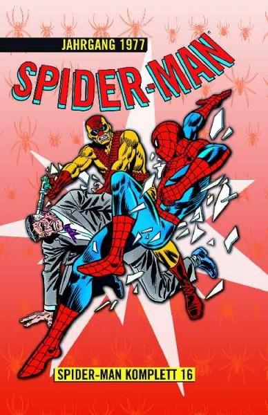 Spider-Man Komplett 16