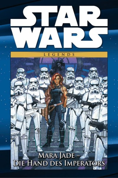 Star Wars Comic-Kollektion 37: Mara Jade - Die Hand des Imperators