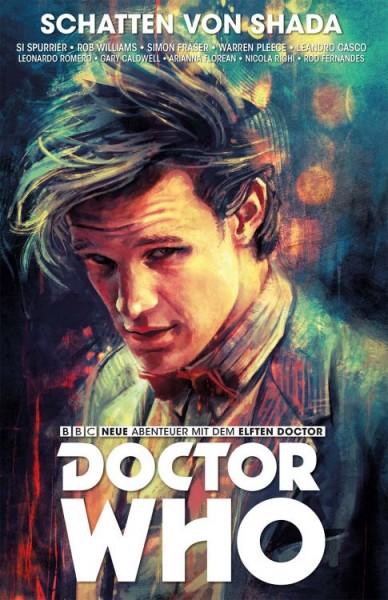 Doctor Who: Der elfte Doctor 5 - Schatten von Shada