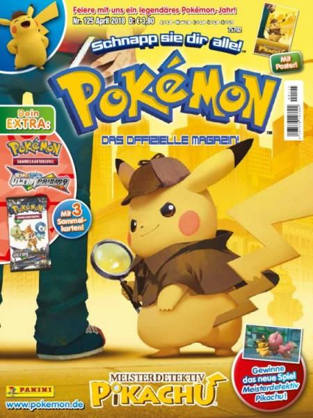 Pokémon Magazin 125