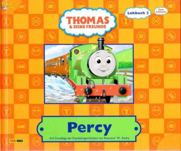 Thomas und seine Freunde - Lokbuch 3: Percy