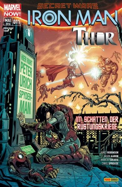Iron Man/Thor 11
