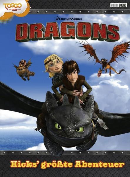 Dragons – Hicks' größte Abenteuer