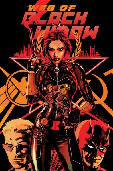 Im Netz von Black Widow Variant