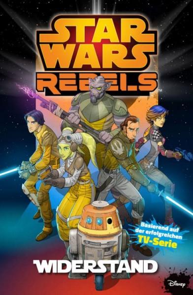 Star Wars: Rebels - Widerstand